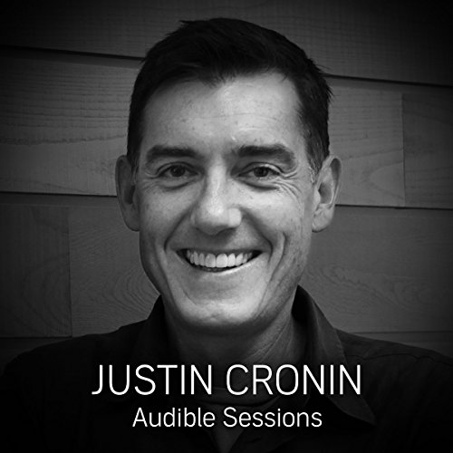 Justin Cronin audiobook cover art