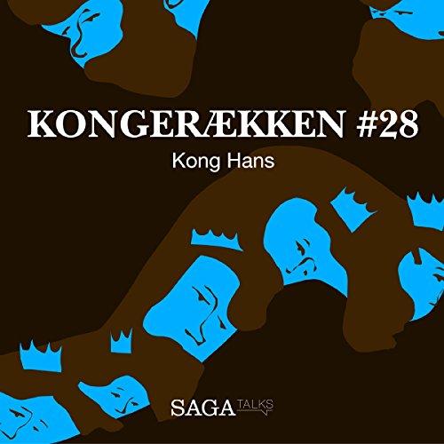 Couverture de Kong Hans