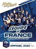 Le Calendrier Officiel 2020 de l'équipe de France Féminine de Football