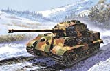 Italeri - I7004 - Maquette - Chars d'assaut - King Tiger - Echelle 1:72