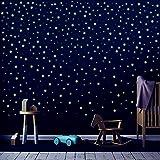 Best Glow In The Dark Dots - WATINC 1248Pcs 3D Glow in The Dark Stickers Review