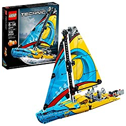 LEGO Technic Racing Yacht 42074 Building Kit