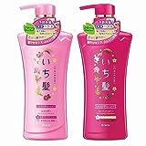 Ichikami Soft Volume (NEW2017!) Shampoo & conditioner Set (Pink Bottles)