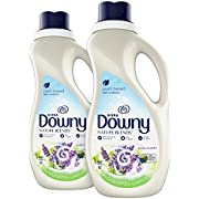 Downy Nature Blends Fabric Conditioner (Fabric Softener), Honey Lavender, 44 Oz Bottles, 2 Pack, 104 Loads Total