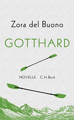Gotthard: Novelle (German Edition)