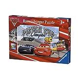 Ravensburger - 07609 - Lot de 2 Puzzles - 12 Pièces - Piston Cup Cars 3 - Disney
