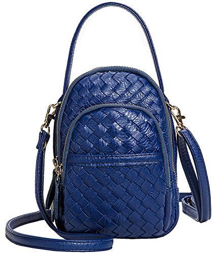 Schutzhülle mit Ständer, stoßfest, doppellagig, robust, Blau - königsblau - Größe: Small