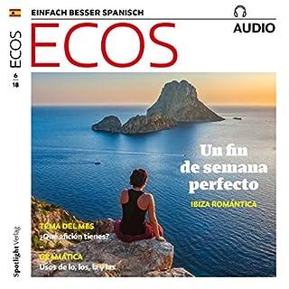 ECOS Audio - Un fin de semana perfecto: Ibiza romántica. 6/2018 Titelbild