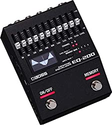cheap BOSS Graphic Equalizer (EQ-200)