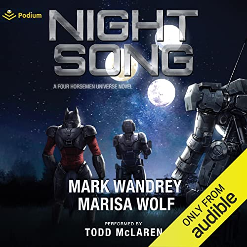 Night Song: The Guild Wars, Book 9