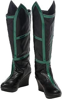 Womens Cosplay Costume Thor 3 Ragnarök Hela Jumpsuit Cloak Boots Halloween Party Costumes