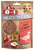 8in1 Snack di Carne con Anatra e Mela - 50 gr