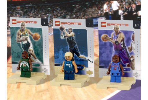 LEGO 3562 - NBA Collectors (inkl. Dirk Nowitzki)