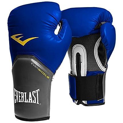 Everlast 4216U Guantes de Boxeo, Adultos Unisex, Azul, 16oz