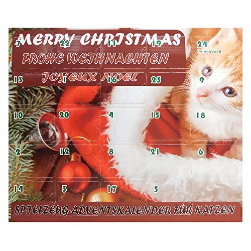 Pet-Star Adventskalender für Katzen