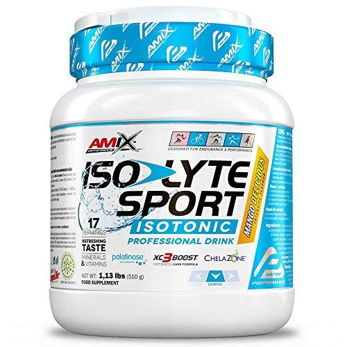 Amix Isolyte Sport Drink 510 Gr Mango 510 g