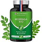 Moringa Oleifera Bio 120 Cápsulas | Superfood Antioxidante Natural Sistema Inmunológico Energía...