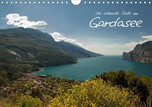 Die schönste Seite am Gardasee (Wandkalender 2021 DIN A4 quer)