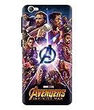 Print Vale Marvel Series All Superhero Avengers Infinity War Designer Printed Polycarbonate Matte Finish Hard Back Case Cover for LeEco LETV 1S