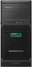 HP ProLiant ML30 Gen10 Tower Server Bundle with Intel Xeon E-2124, 16GB DDR4, 2TB SATA,..