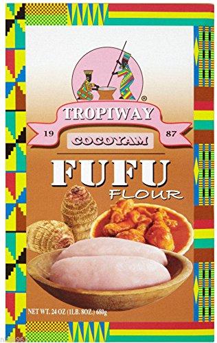 Cocoyam Fu Fu Flour