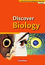 Discover Biology 1. Schülerbuch. 7./8. Schuljahr. Sekundarstufe 1: Materialien für den bilingualen Unterricht