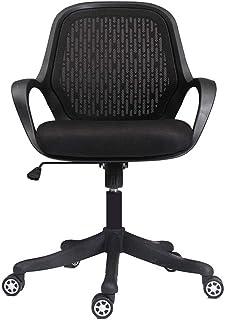 MJ-Office Chair Inicio/Oficina/Sala de Estudio Silla de Escritorio Elevación Silla giratoria Malla Silla de Estudio de computadora Silla de Escritorio