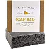 Best Exfoliating Soap Bars - Dead Sea Mud Soap Bar - With Exfoliating Review