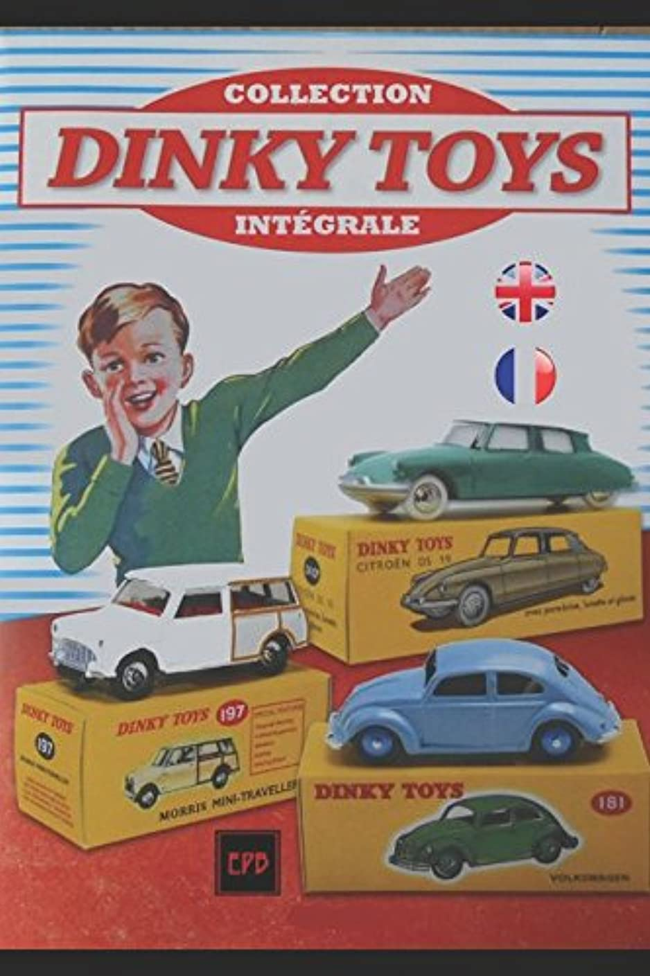 遺体安置所洗うアロングCATALOGUE DES DINKY TOYS: CATALOGUE COMPLET