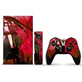 MightySkins Skin Compatible with NVIDIA Shield TV (2017) wrap Cover Sticker Skins Anime