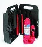 Hilka 82200120 - Cric a Bottiglia con Custodia di Trasporto