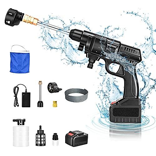 idropulitrice senza fili S SMAUTOP Idropulitrice Portatile