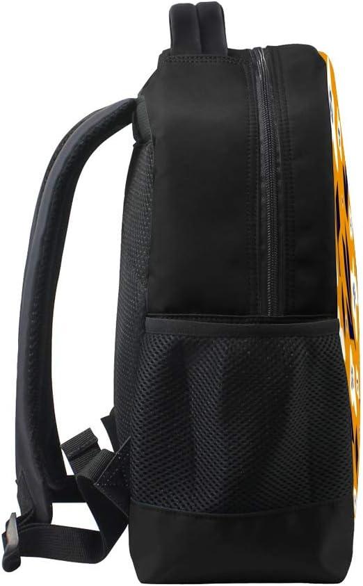 School Backpacks Students BagsFlowers and LeavesTravel Laptop
