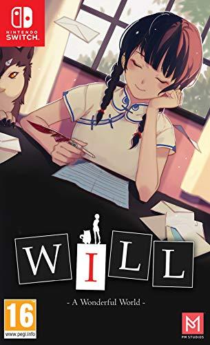 Will: Um mundo maravilhoso (Nintendo Switch)