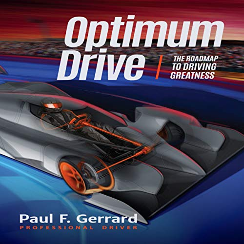 Optimum Drive: The Road Map to Driving Greatness audiobook cover art
