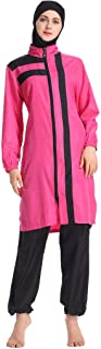 Sandwind Muslim Women Conservative Swim Suit Islamic Swimsuit Hijab Swimwear Full Coverage Swimwear 3pc Swimsuit