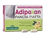 NATURANDO ADIPOXAN PANCIA PIATTA 30 CAPSULE Integratore alimentre, contrasta i gonfiori addominali e favorisce la funzione digestiva