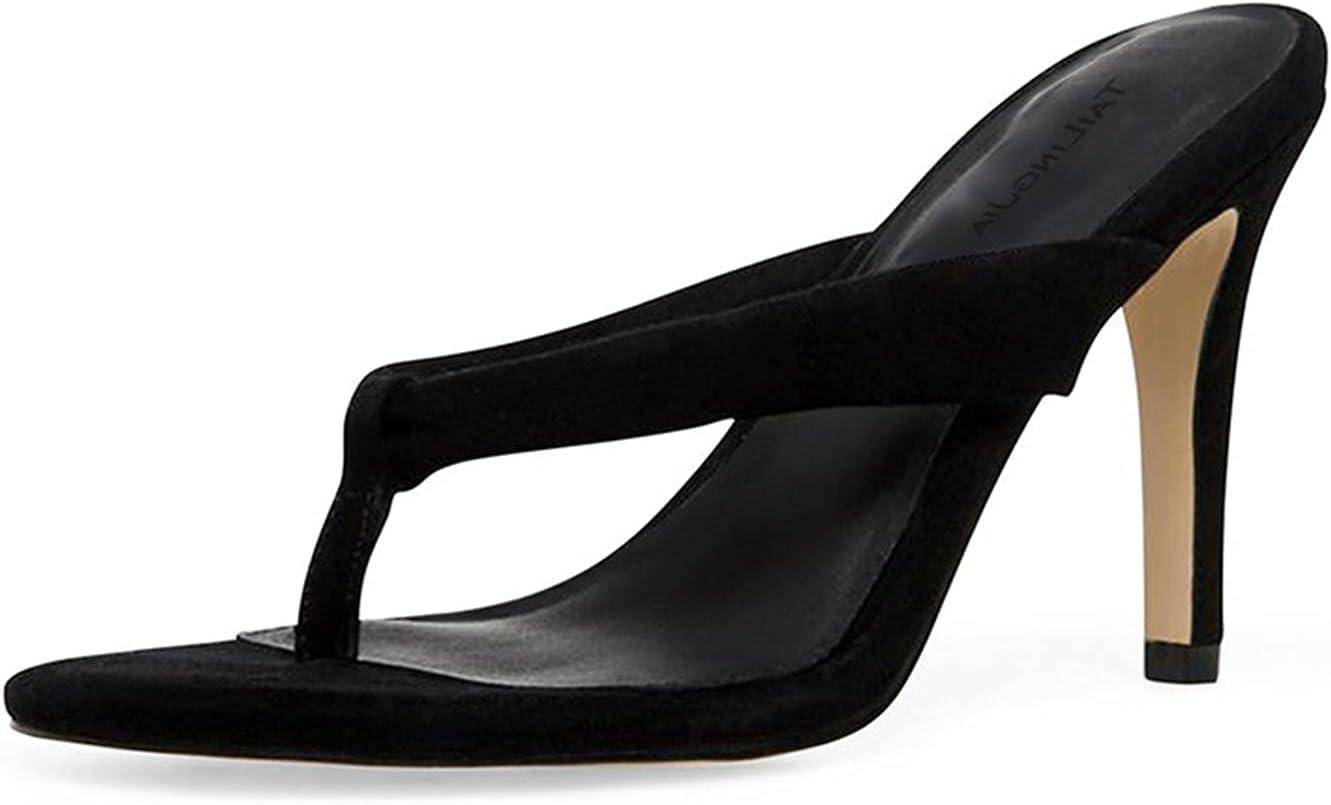 New product Women's Flip-Flop Bombing new work Stiletto High Heel Classic Ladies Sandals Sexy