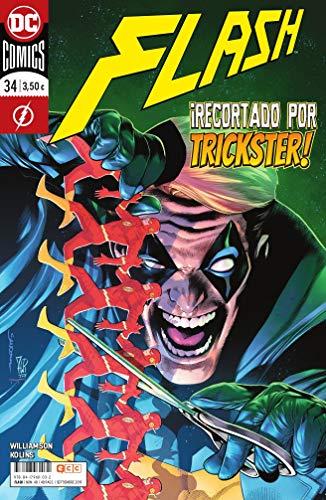 Flash núm. 48/ 34 (Flash (Nuevo Universo DC))