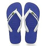 ATTENZIONE! La misura scritta sul prodotto è brasiliana. La misura italiana è con due numeri più alta! (IT = BR + 2) Materiale suola: gomma Chiusura: senza chiusura Altezza tacco: 2 cm Larghezza scarpa: Regular