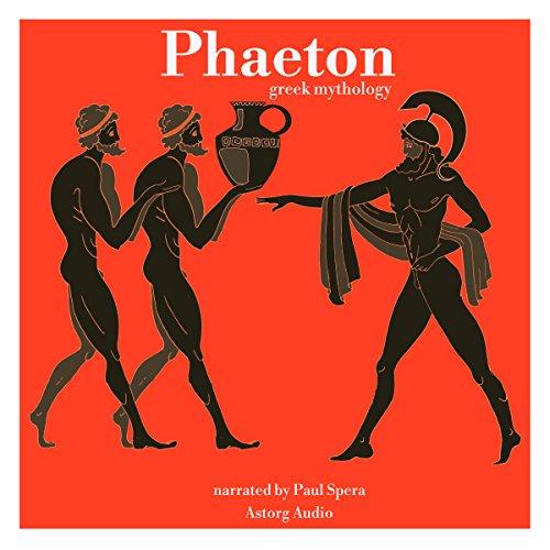 Phaeton audiobook cover art