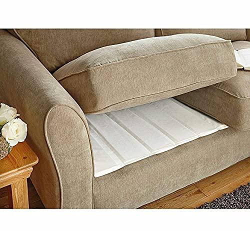 Asientos reyugador Tablas de asiento de 1 – 2 – 3 plazas, soporte de asiento Sagger Soggy – Fijador de cojín (2 plazas)