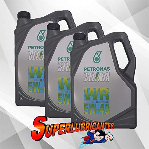 Mundocoche Selenia WR 5W40 Diesel 3x5L(15Litros)