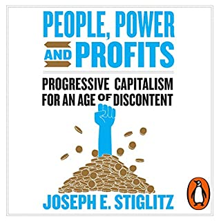People, Power, and Profits audiobook cover art