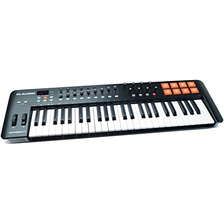 M-Audio Keystation 49 MK3 - Teclado Controlador MIDI USB ...