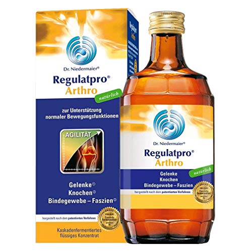 Dr. Niedermaier Regulatpro Arthro 2x350ml, Doppelpack