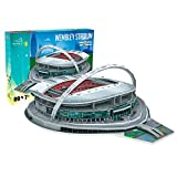 Paul Lamond Puzzle in 3D, a Forma dello Stadio di Wembley