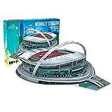 Paul LamondPuzzle in 3D, a Forma dello Stadio di Wembley