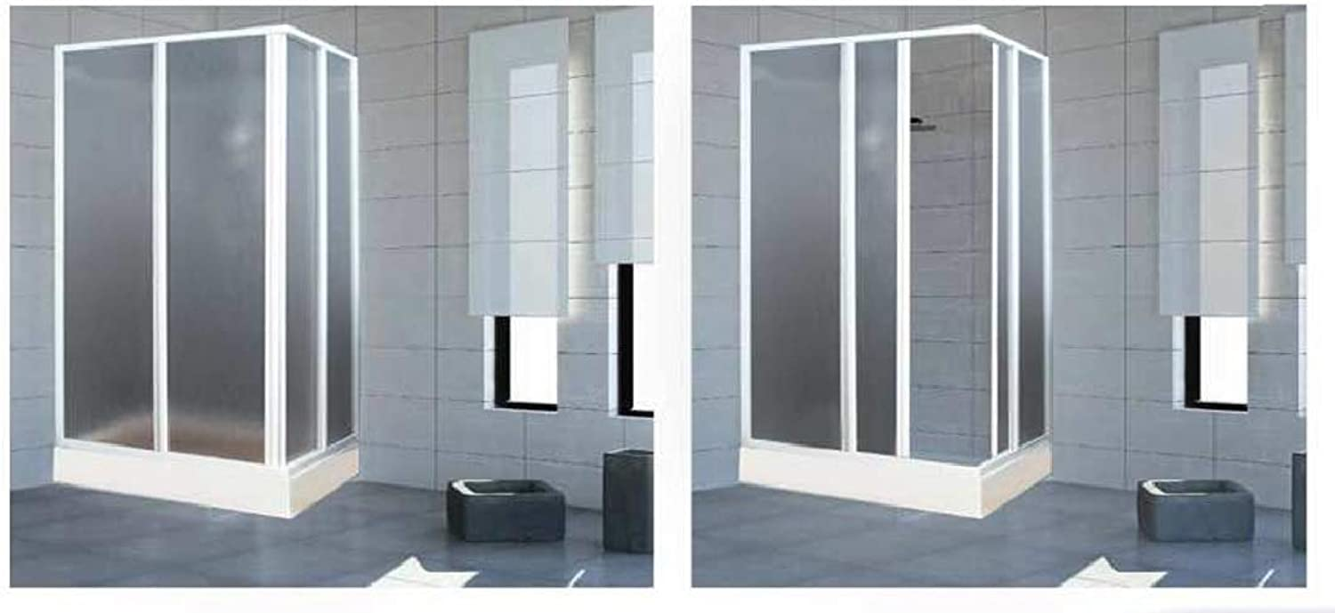 Acrylic Shower Cabin - 2 Sides