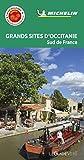Les grands sites de l'Occitanie: Sud de France. Avec 1 carnet détachables (Le Guide Vert)